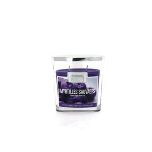 Bougie parfumée parfum myrtilles sauvages - Petit modèle 374418