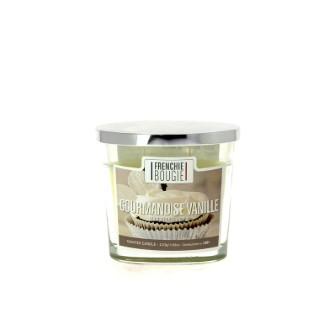 Bougie parfumée parfum gourmandise vanille - Petit modèle 374422