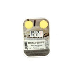 Pastilles de cire parfumée Gourmandise Vanille x 6 374443