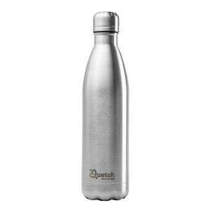 Bouteille isotherme inox Gris 750 ml H 31 cm 374554