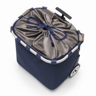 Panier carrycruiser bleu marine H 47,5 cm 374624