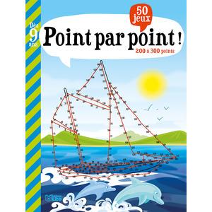 Point par Point Mon Grand Livre de Jeux 9 ans Éditions Lito 374988