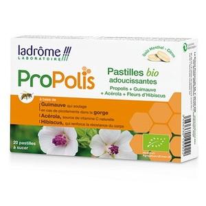 Pastilles adoucissantes propolis - 2 blisters 375392
