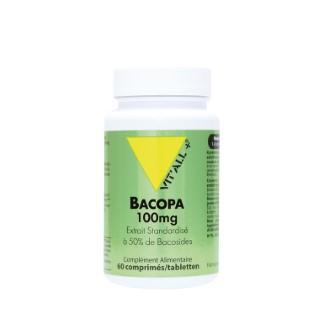 Extrait standardisé de bacopa monnieri en boite de 100 mg 375448