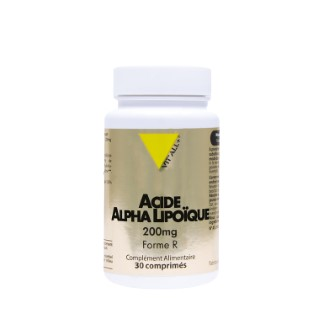 Acide alpha lipoïque en boite de 200 mg 375458