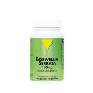 Extrait standardisé de boswellia serrata en boite de 180 mg 375475