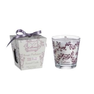 Bougie parfumée Caresse de Satin 180 g 378392