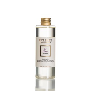 Recharge bouquet aromatique Iris Blanc 200 ml 378401