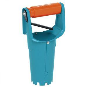 Plantoir à bulbes articulé bleu Gardena 378673