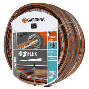 Tuyau Highflex coloris gris Ø 19 mm x50 m 378687