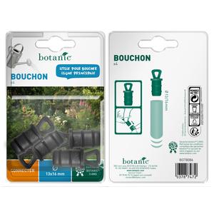 Bouchon cannelé Ø 16 mm x4 378747