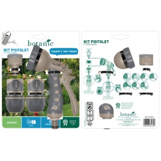 Set d'arrosage de base universel 378817