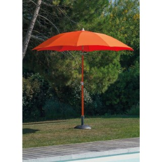 Parasol Arc-En-Ciel orange 379178