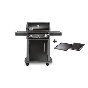 Barbecue Spirit Original E-310 Black avec plancha 379312