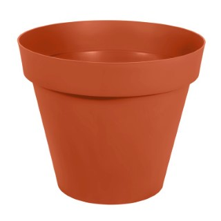 Pot gamme Toscane orange Ø 80 cm 379377
