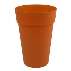 Vase haut de la gamme Toscane orange Ø 46 cm 379385