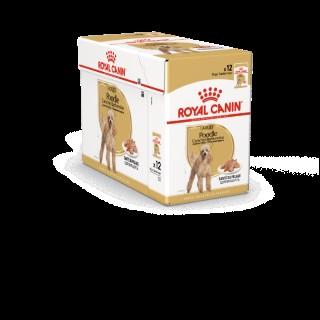 Sachets de nourriture pour Caniche Adulte Royal Canin - 12x85 gr 379422