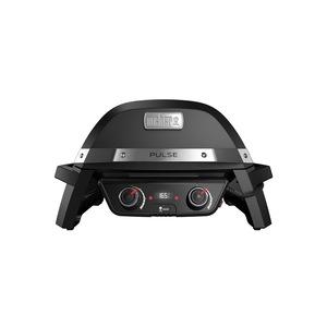 Barbecue électrique Pulse 2000 coloris noir 77 x 71 x 76 cm 379567