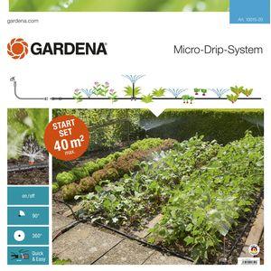 Kit irrigation coloris noir 379727