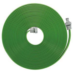 Arroseur souple coloris vert 15 m 379732