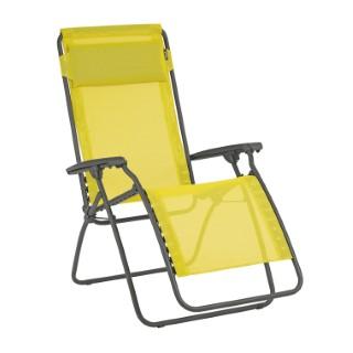 Fauteuil Relax R Clip jaune 380138