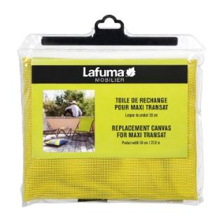 Toile jaune 62 cm pour maxi transat 380144