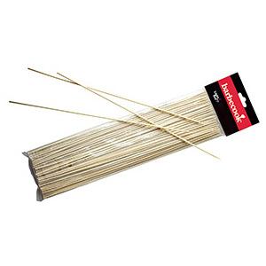 Piques à brochettes en bambou de 30 cm x 100 380818