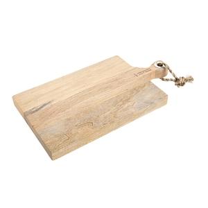 Planche à découper en bois manguier 381788