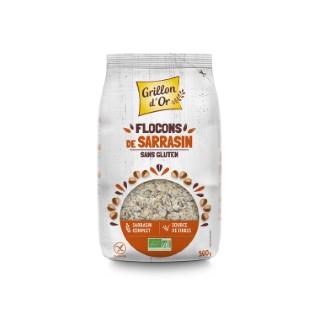 Flocons de sarrasin sans gluten bio 500 g 381918