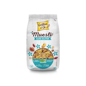 Muesli sans gluten bio 500 g 381919