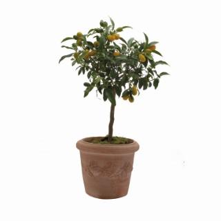 Pot Toscane en terre cuite - Ø40 x H35 382352