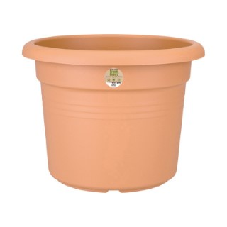 Pot cylindrique rouge clair gamme green basics Ø 78 cm 382524