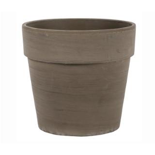 Pot marron gamme Calima Ø 19 cm 384939