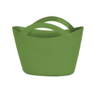 Panier Flora Couleur vert matcha - 20L 384993