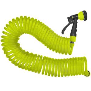 Pistolet d'arrosage serpentin Eva 10 m 386122