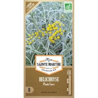 Graines d'Helichryse plante Curry bio en sachet 386684