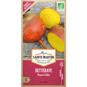 Graines de Betterave Burpees Goldeb bio en sachet 386738