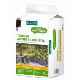 Terreau arbres et arbustes 20 L 386891