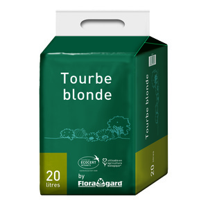 Tourbe blonde 20 L 386893