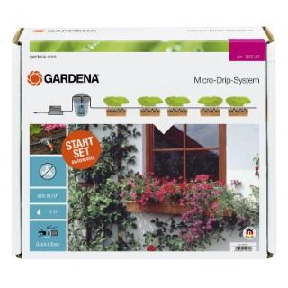 Kit arrosage balcons terrasses coloris gris 386929