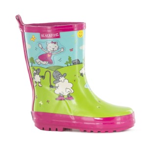 Bottes Country rose taille 27 388106
