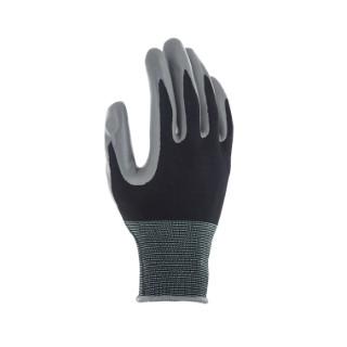 Gants Brico nylon Noir Taille 8 388195