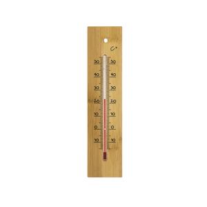 Thermomètre en bois 20 cm 388233
