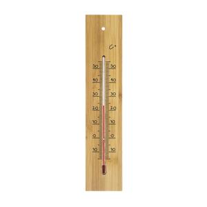 Thermomètre en bois 30 cm 388234