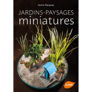 Jardins-Paysages Miniatures 96 pages Éditions Eugen ULMER 394686
