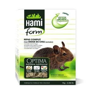 Repas complet Degue du chili Hamiform 1kg 395480
