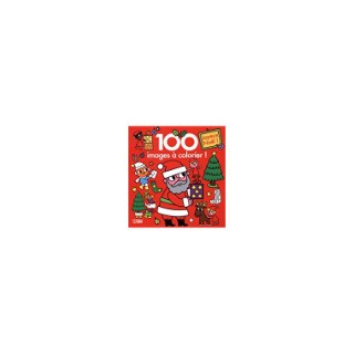 100 images de Noël à colorier éditions Lito 395910