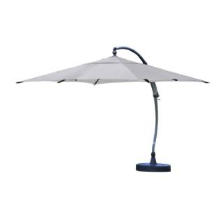 Kit Easy Sun parasol déporté Ø 320 cm Titanium 396991