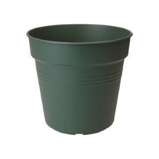 Pot de culture Green Basics vert - Ø11 x H10,1 397537