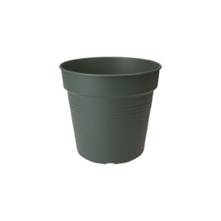 Pot de culture Green Basics vert - Ø15 x H13,8 397822